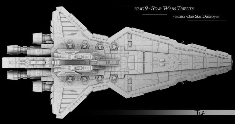 Wyrdysm Games View Topic First Ship Venator Class